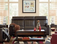 Palisades Movie Theater for a Modern Living Room with a Wallart and La-Z-Boy by La-Z-Boy