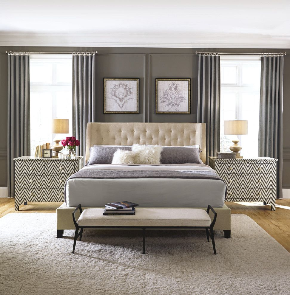 Paoli Furniture for a Transitional Spaces with a Philadelphia and Gallery 21 Furniture   Bedroom by Gallery 21 Furniture
