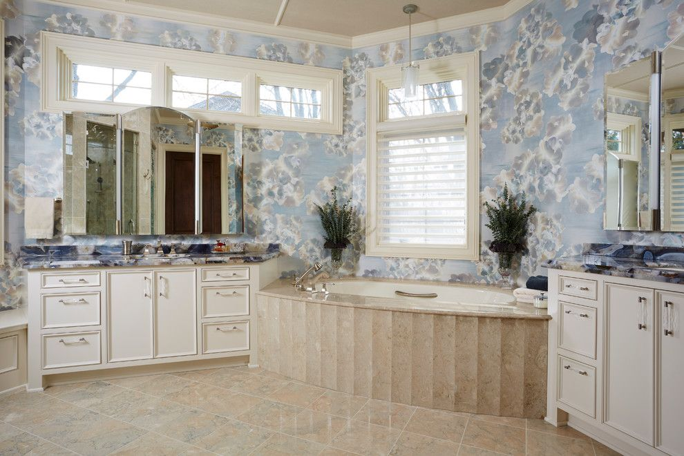 Paramount St Cloud for a Traditional Bathroom with a Traditional and Luxury Home in St. Cloud Country Club by Home Check Plus