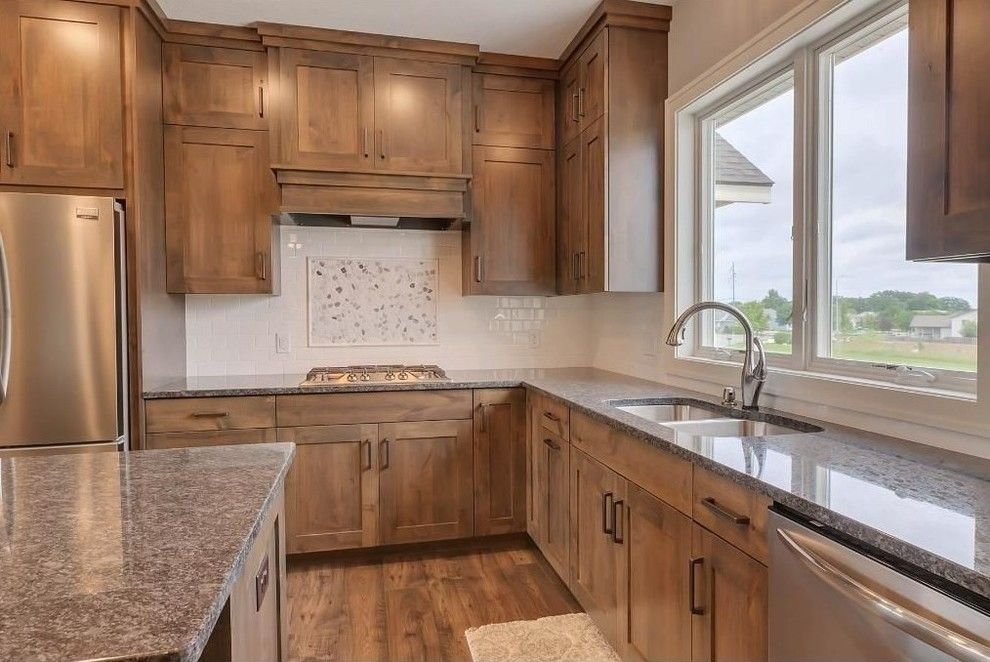 Paramount St Cloud for a Traditional Spaces with a Kitchen Appliances and for Sale   3574 Wildflower Road S, St. Cloud, Mn by Schnettler Benning Custom Builders