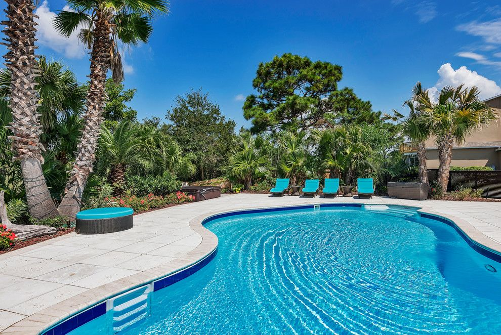 Pensacola Pools for a Transitional Pool with a Architectural Photography Santa Rosa Beach and 3752 Rajah Cove Gulf Breeze, Fl by Emerald Coast Real Estate Photography