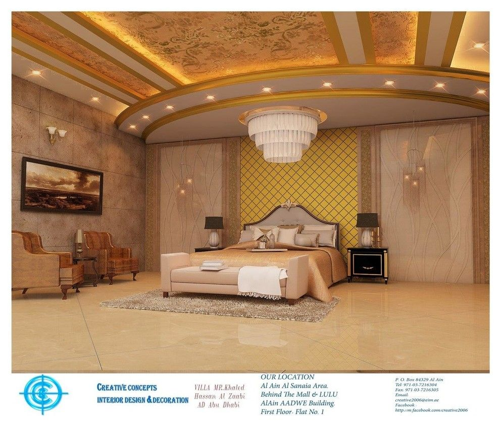 Pepco Energy Services for a Traditional Spaces with a Fitout and Khaled Hassan Al Zaabi Ad Abu Dhabi Villa 2014 by Ccg Creative Concepts Group Interior Design & Deco