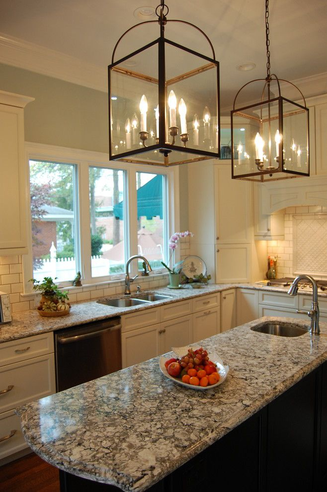 Pf Changs Raleigh for a Transitional Kitchen with a Brushed Nickel Hardware and Atchison Kitchen by Rima Nasser