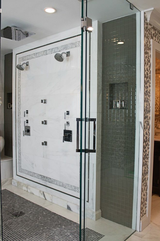 Phylrich for a Transitional Spaces with a Dual Shower and
