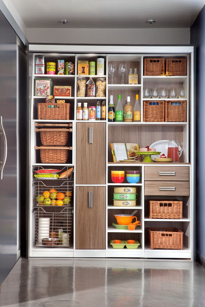 Picnic Basket Nyc for a Modern Kitchen with a Designer and Modern Kitchen by Transformhome.com
