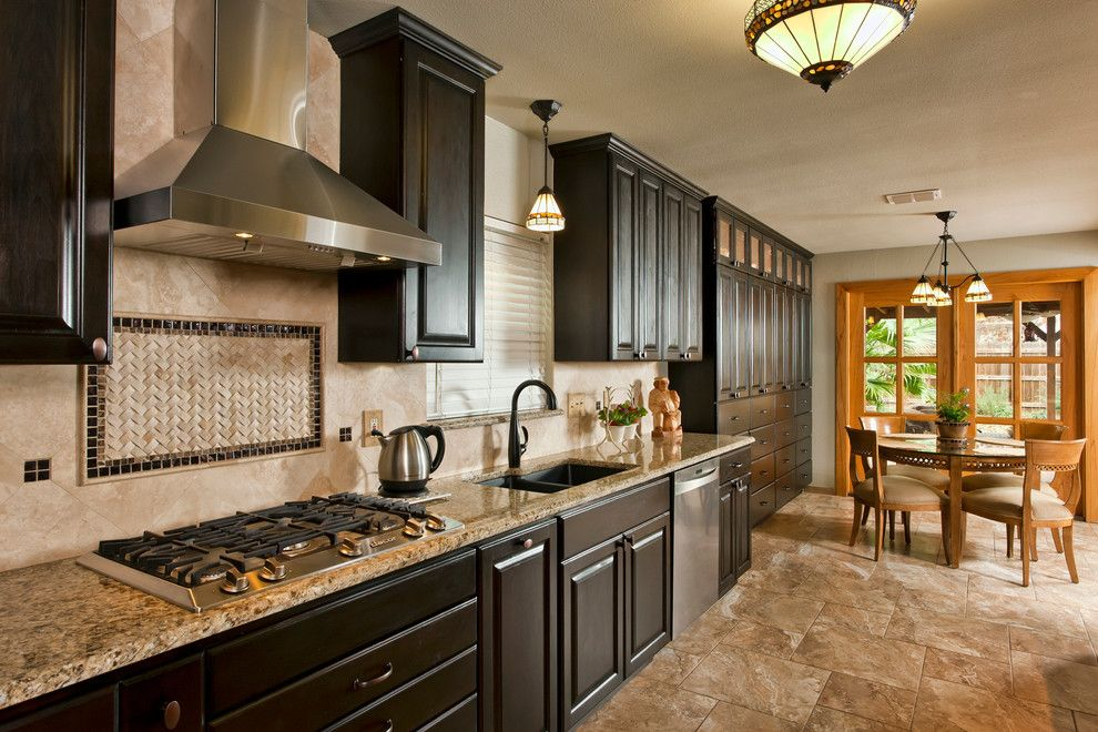 Places to See in Austin for a Contemporary Kitchen with a Tile and Maciakiewicz Kitchen by Clear Choice Interior Design