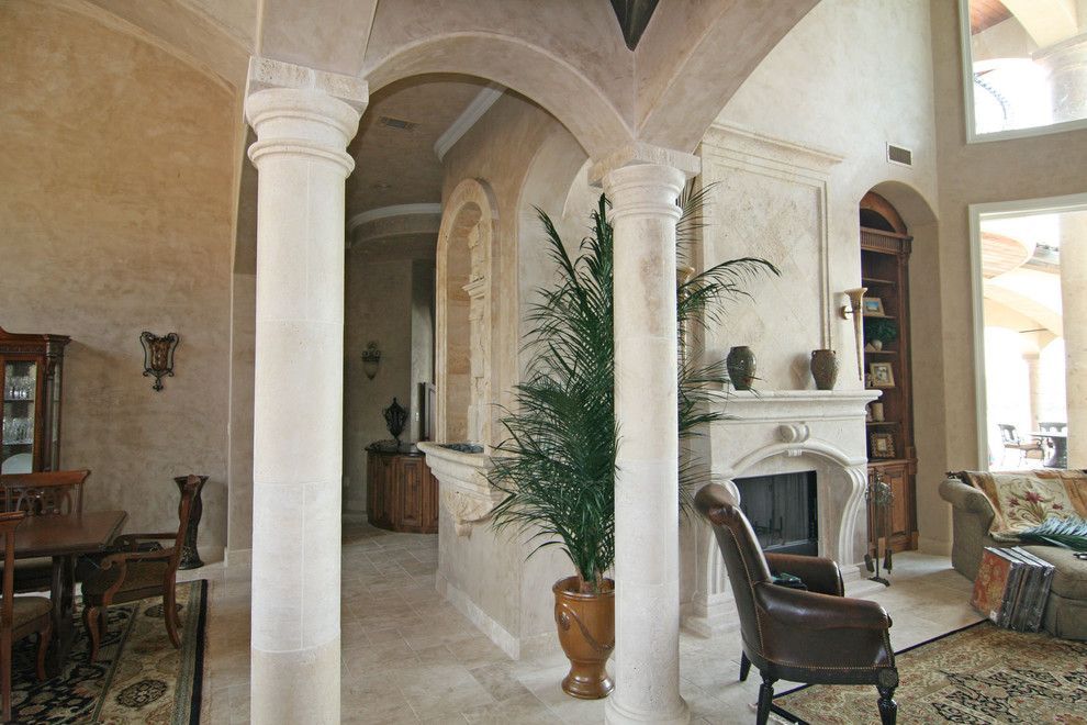 Places to See in Austin for a Mediterranean Hall with a Austin and 05 071cl by Hajek & Associates, Inc.