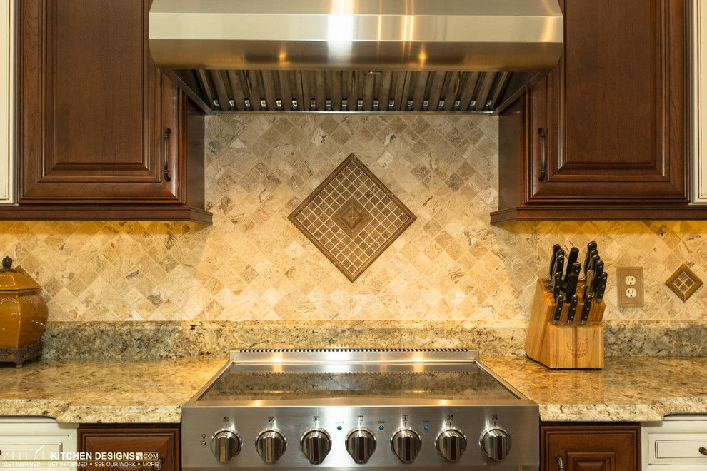 Pleasure Island Orlando for a Traditional Kitchen with a Dream Kitchen Remodel and Bruskotter (Waypoint) Kitchen Remodel by Zelmar Kitchen Designs & More, Llc