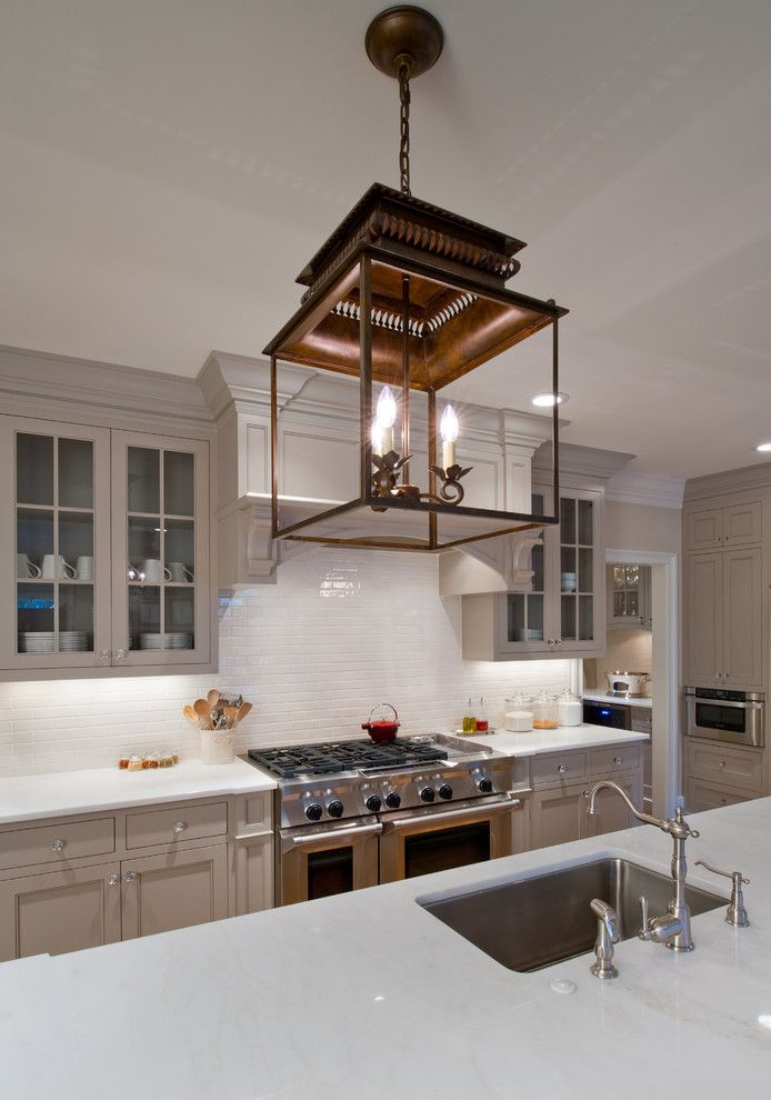 Pottery Barn Returns for a Eclectic Kitchen with a Children and Full Home Remodel:  Fifty Shades of Gray by Andrew Roby General Contractor