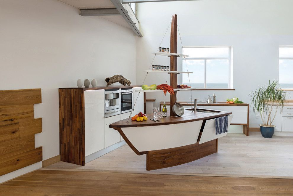 Price Pfister Warranty for a Beach Style Kitchen with a Kitchen Shelves and Past Projects by Ashgrove Kitchens