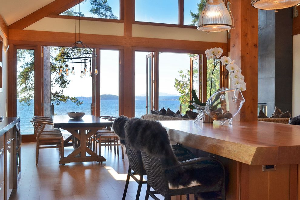 Price Pfister Warranty for a Contemporary Dining Room with a Modern Chairs and Davis Bay by Streamline Design Ltd.   Kevin Simoes