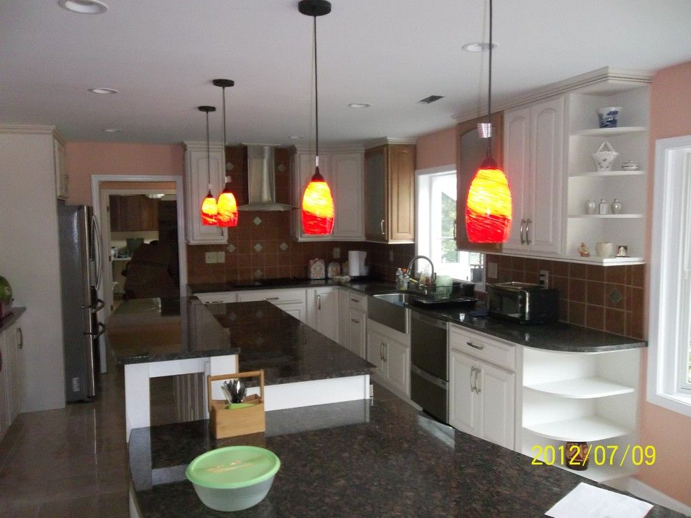 Princeton Nj Weather for a Contemporary Spaces with a Contemporary and Frist Floor Renavation West Windsor NJ by Lowe's of  Princeton , Nj