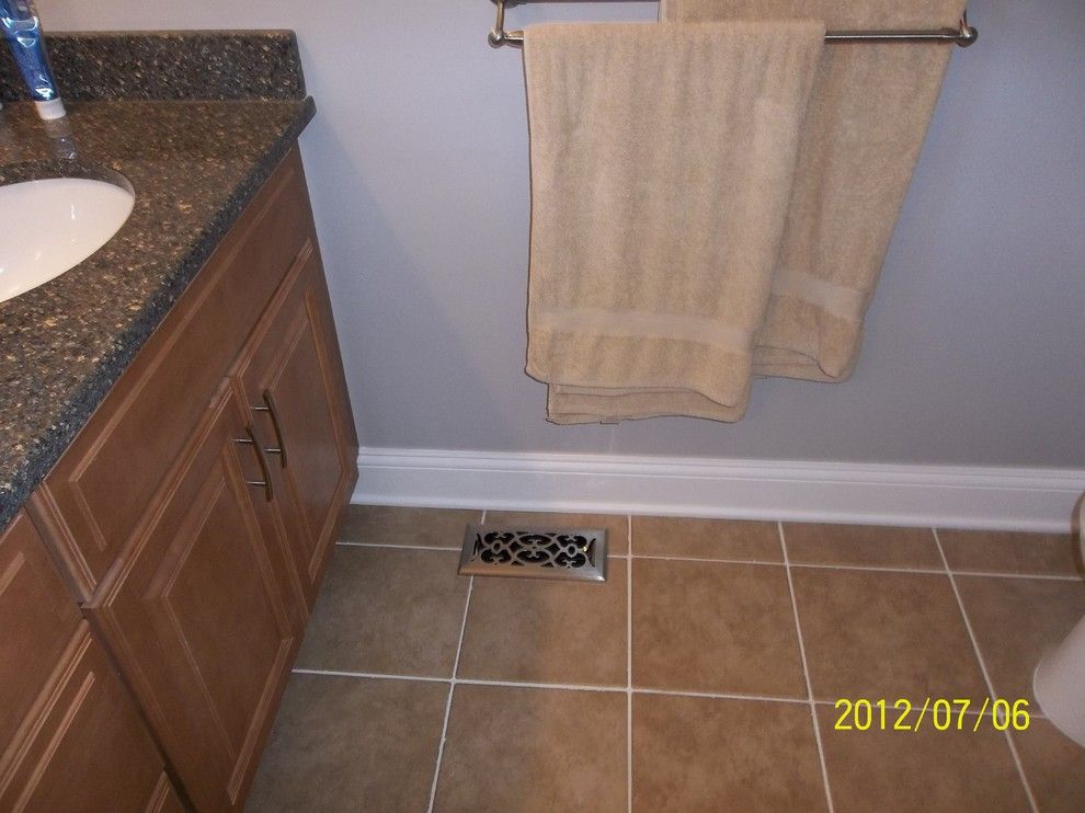 Princeton Nj Weather for a Traditional Bathroom with a Traditional and Lawrenceville Nj Bathroom Remodel by Lowe's of  Princeton , Nj