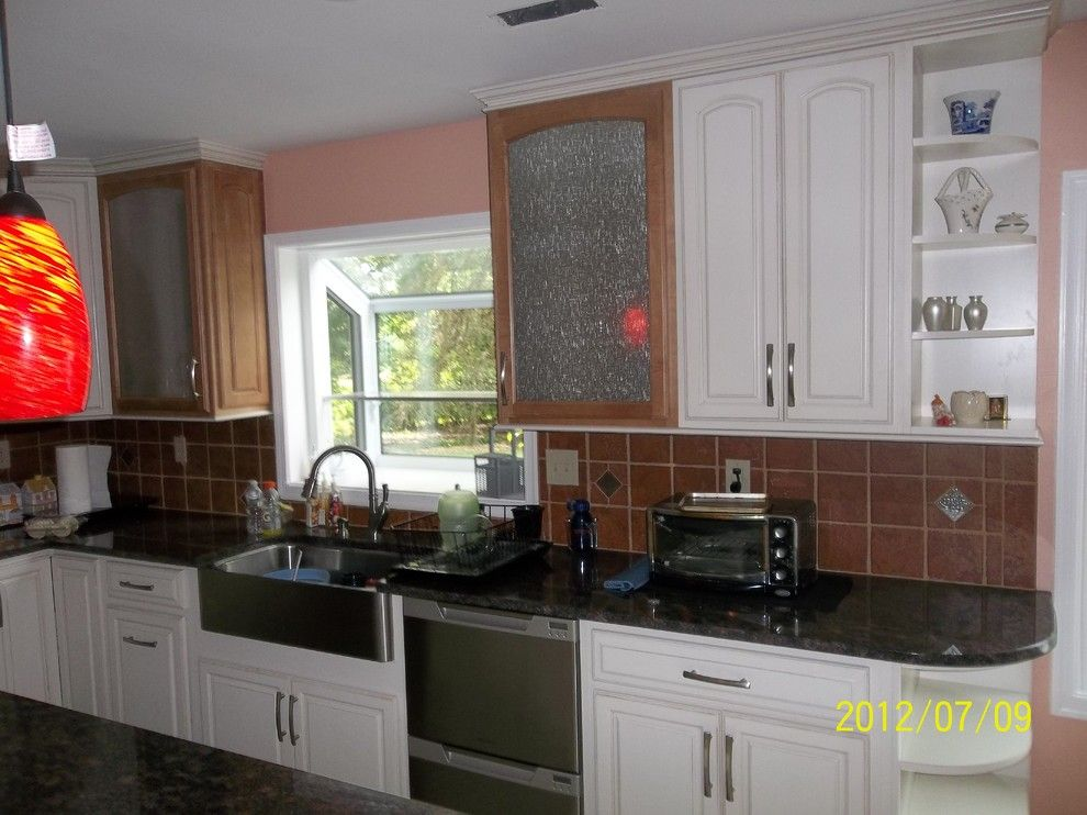 Princeton Nj Weather for a Traditional Kitchen with a Traditional and Frist Floor Renavation West Windsor Nj by Lowe's of  Princeton , Nj