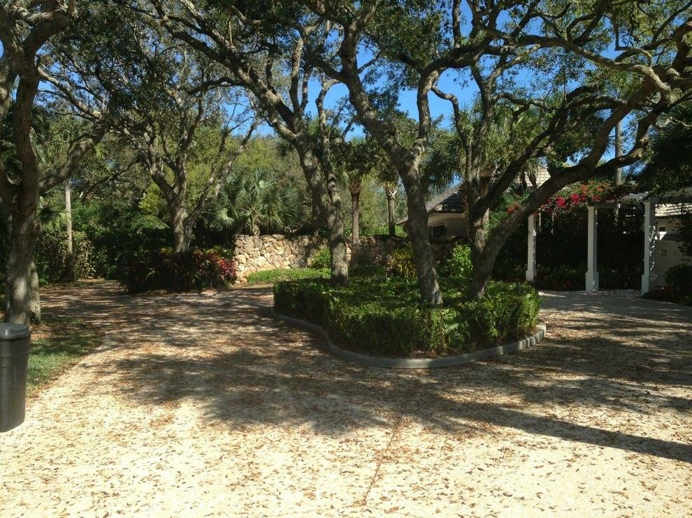 Property Management Missoula for a Traditional Spaces with a Landscape in Vero Beach and Estate Landscape Orchid, Fl by Garrett Property Management