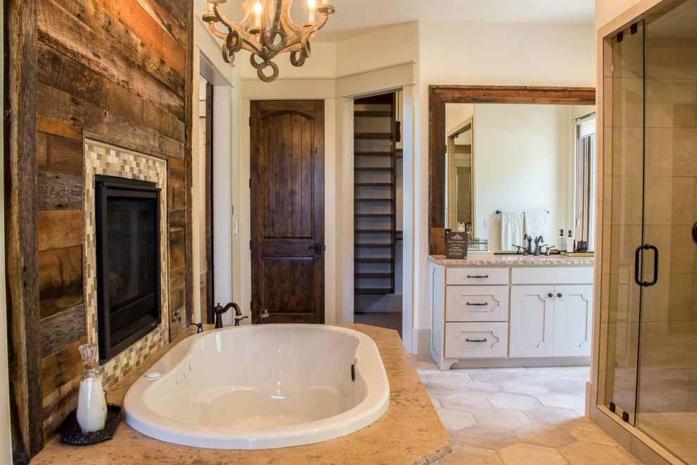 Provo Theater for a Craftsman Bathroom with a Provo and Alpine   Parade of Homes 2015 by Raykon Construction