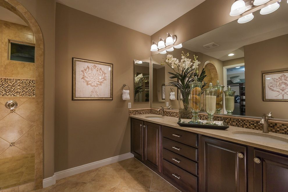 Pulte Homes Reviews for a Traditional Bathroom with a Photographer and Pulte Homes