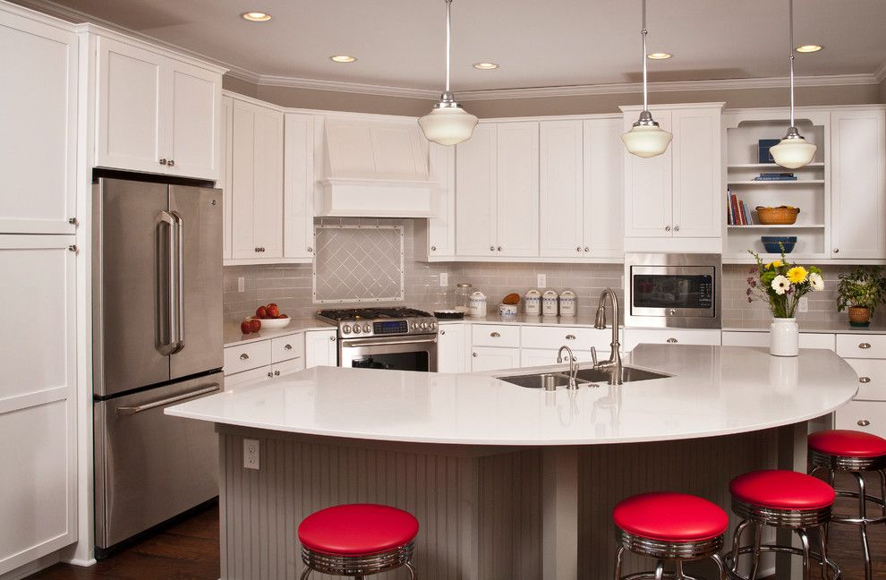 Rainforest Cafe Seattle for a Traditional Kitchen with a Traditional Kitchen and Downtown Gig Harbor Custom by Hill Custom Homes