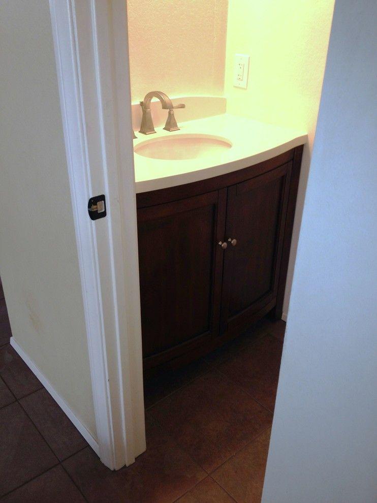 Rancho Bernardo Winery for a  Bathroom with a  and Rancho Bernardo Kitchen & Bath Redesign by Jel Design