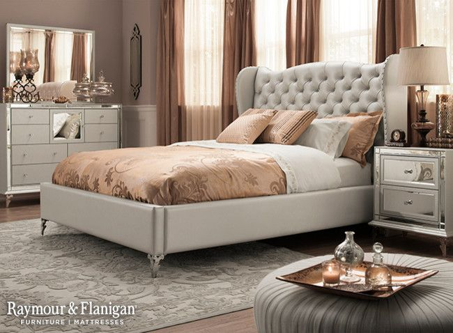 Raymour and Flanigan Ct for a  Bedroom with a  and Hollywood Loft Collection by Raymour & Flanigan Furniture and Mattresses
