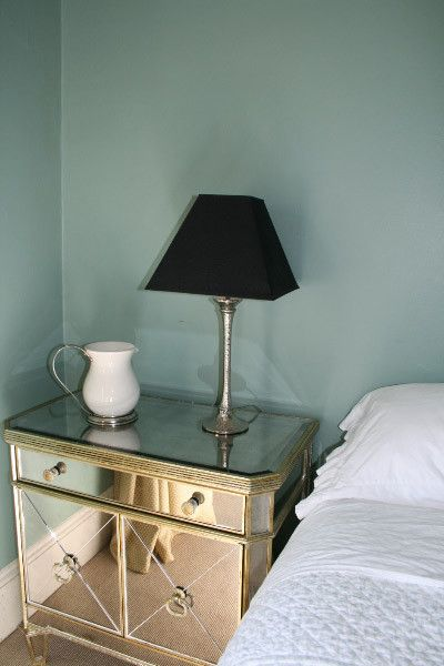 Raymour and Flanigan Ct for a Eclectic Bedroom with a Glass and Valerie Wills Interiors by Valerie Wills Interiors