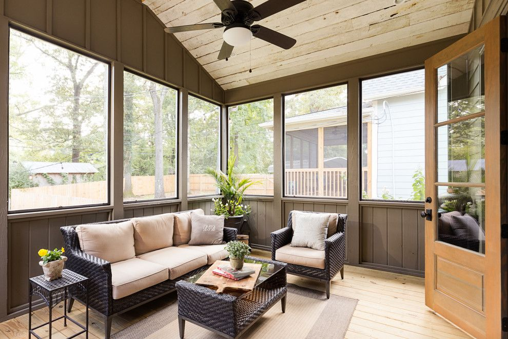 Realty South Birmingham Al for a Traditional Sunroom with a Architectural Photography and Willow Homes - Birmingham AL Architectural Photography by Tommy Daspit Photographer