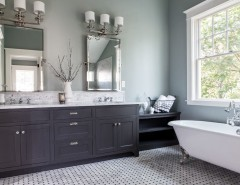 Replace Bathtub Faucet for a Traditional Bathroom with a Nw Heritage Renovations and Elegant Master Bath by Northwest Heritage Renovations