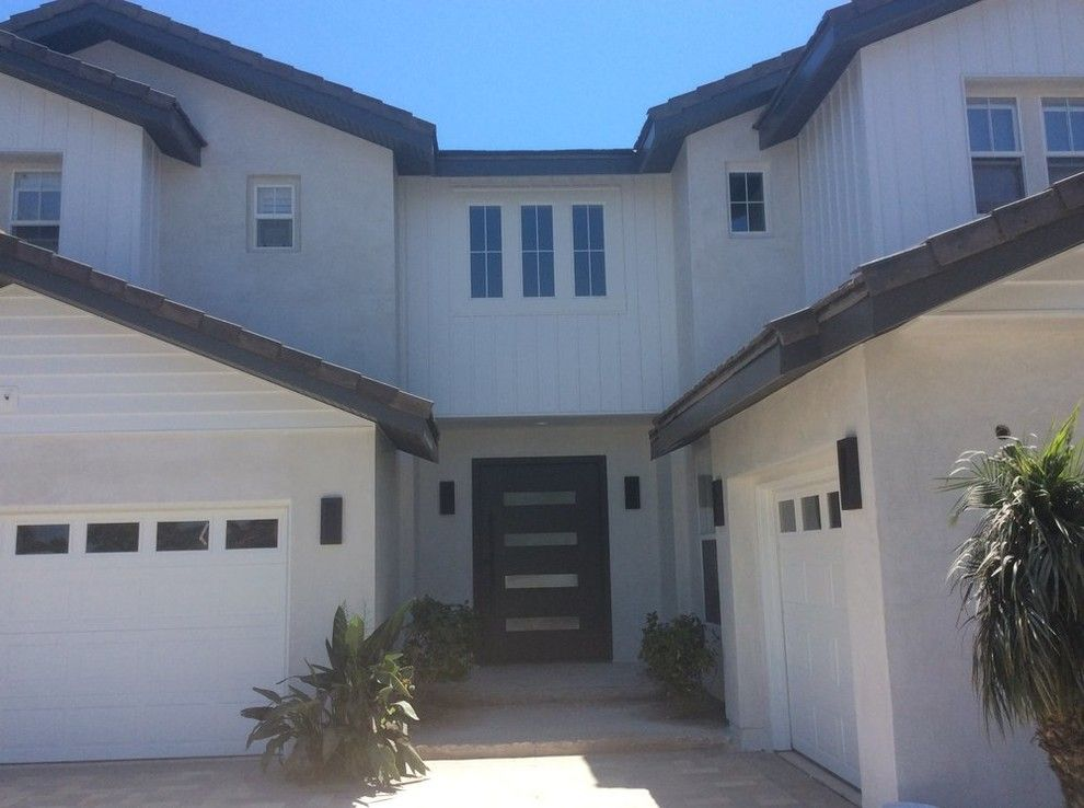 Rhino Shield Cost for a Mediterranean Exterior with a Beach Style White and Lifetime Plus Coating by Ameriside