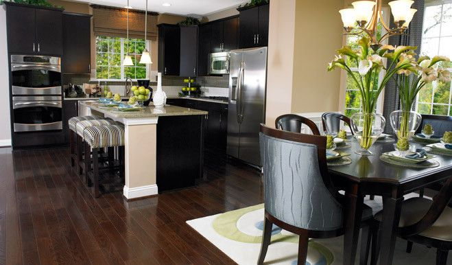 Richmond American Homes Las Vegas for a Traditional Kitchen with a Traditional and Richmond American Homes   Philadelphia by Richmond American Homes   Philadelphia