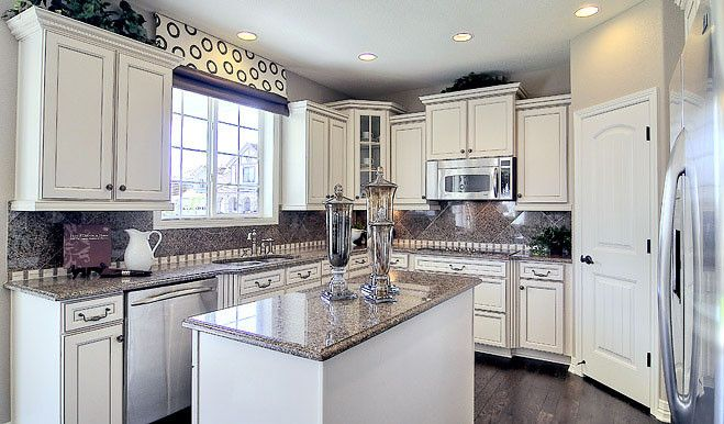 Richmond American Homes Las Vegas for a Traditional Kitchen with a Traditional and Richmond American Homes   Salt Lake City by Richmond American Homes   Salt Lake City