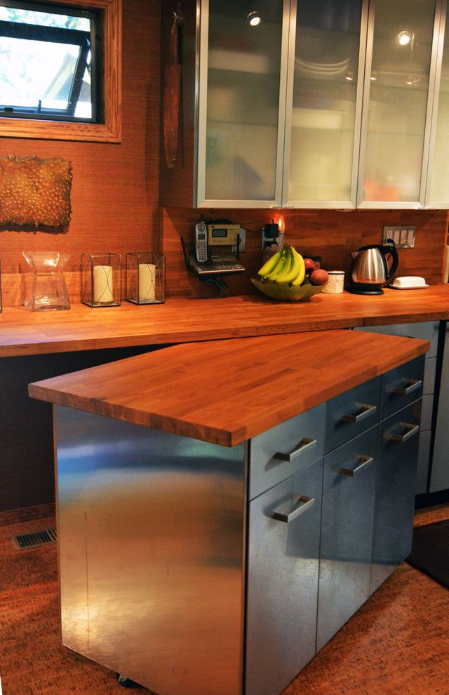Ricks Electric for a Eclectic Kitchen with a Eclectic and Men of Steel by Robert Burns