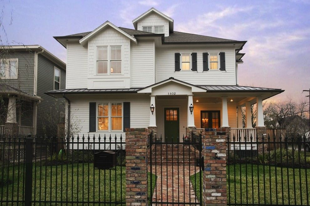 Ridgewater for a Traditional Exterior with a Custom Homes and 19th by Ridgewater Homes Llc