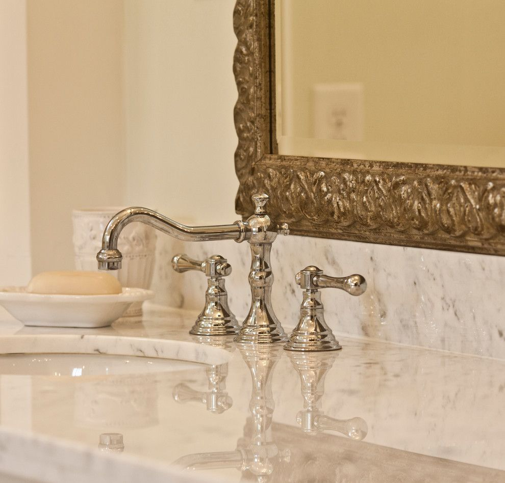 Ridgewater for a Transitional Bathroom with a Ridgewater Homes and Master Vanity by Ridgewater Homes Llc