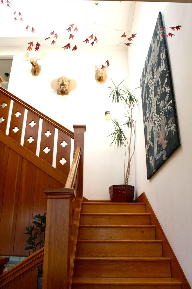 Riverside Animal Clinic for a Traditional Staircase with a Traditional and Staircase by Shannon Malone