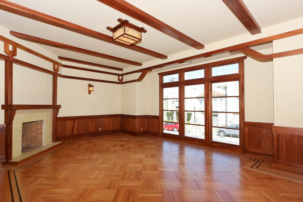 Roberts Jewelers for a Traditional Living Room with a Special Wiring and Craftsman Style Conversion by Reco Roberts Electric