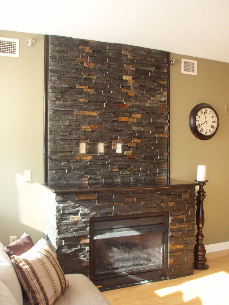 Rocking Horse Chicago for a Contemporary Living Room with a Contemporary and Chicago Condo I by Arccreative Ltd.