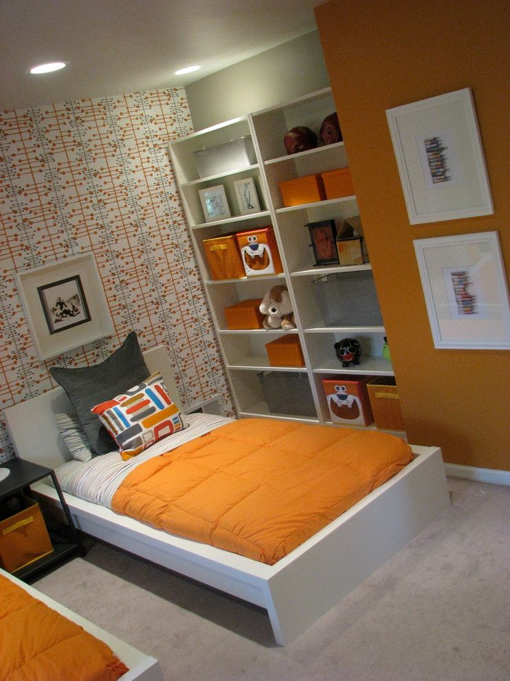 Rocking Horse Chicago for a Modern Kids with a Children and Modern Rocked Out Boys Rooms by Alida Coury Interiors
