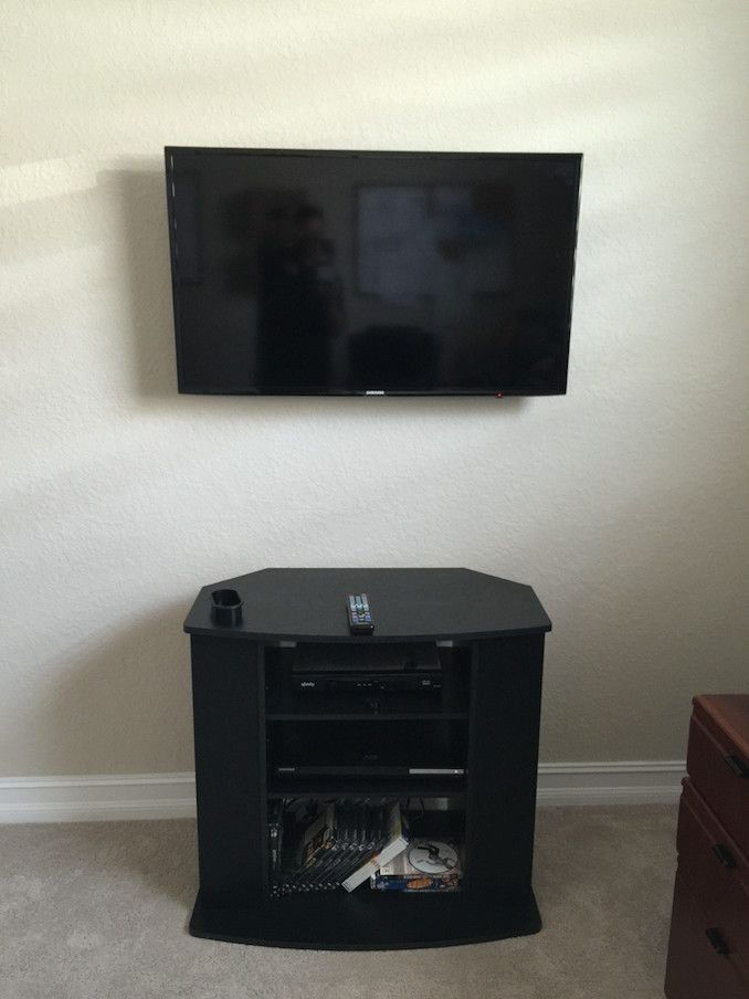 Rocky Mount Theater for a Contemporary Home Theater with a Medium Wall Mounted Tv and Home Theatre by Intune Home Theater, Llc