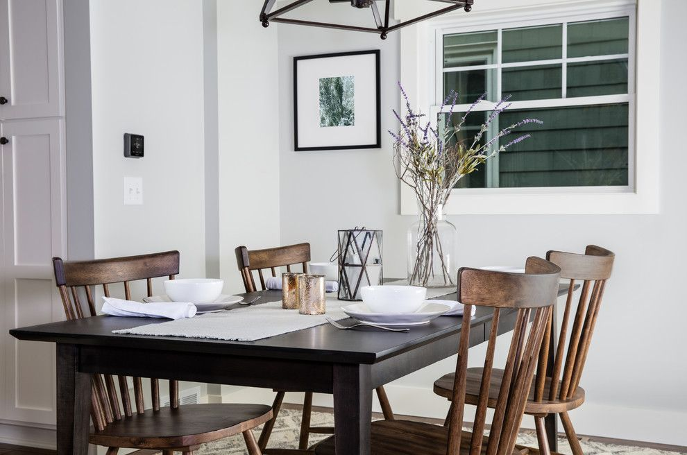 Ronald Mcdonald House Austin for a Contemporary Dining Room with a Connected Home Technology and Honeywell Home by Honeywell Home