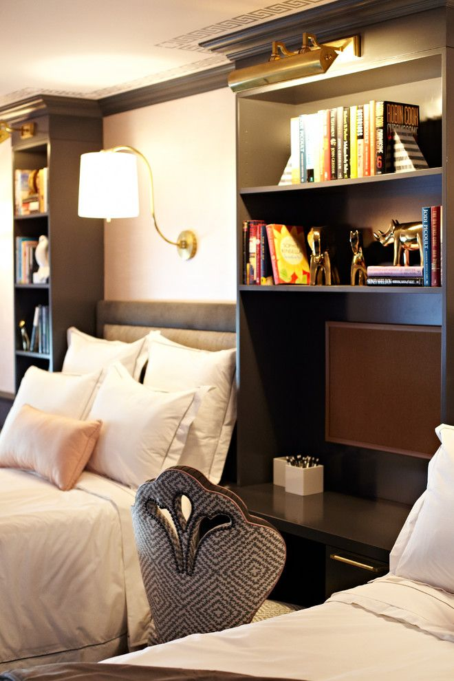 Ronald Mcdonald House Austin for a Eclectic Bedroom with a Ronald Mcdonald House and Ronald Mcdonald House Long Island by Jacob Snavely Photography