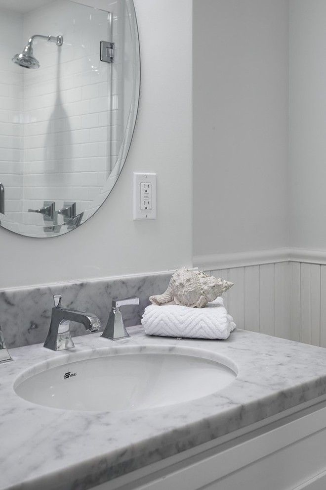 Rosewood Palo Alto for a Farmhouse Bathroom with a California Farmhouse and Palo Alto Charm by Just the Touch  Liling Lampell