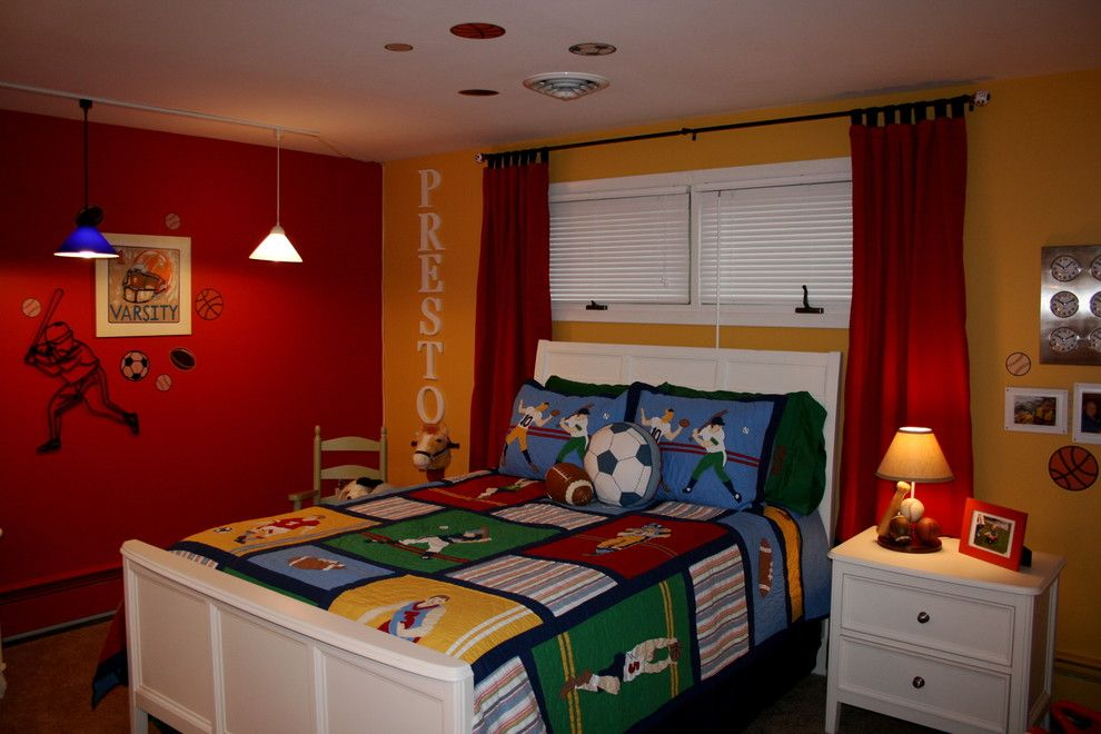 Roys Furniture for a Contemporary Kids with a Sports and Contemporary Kids by Kdinteriors.com