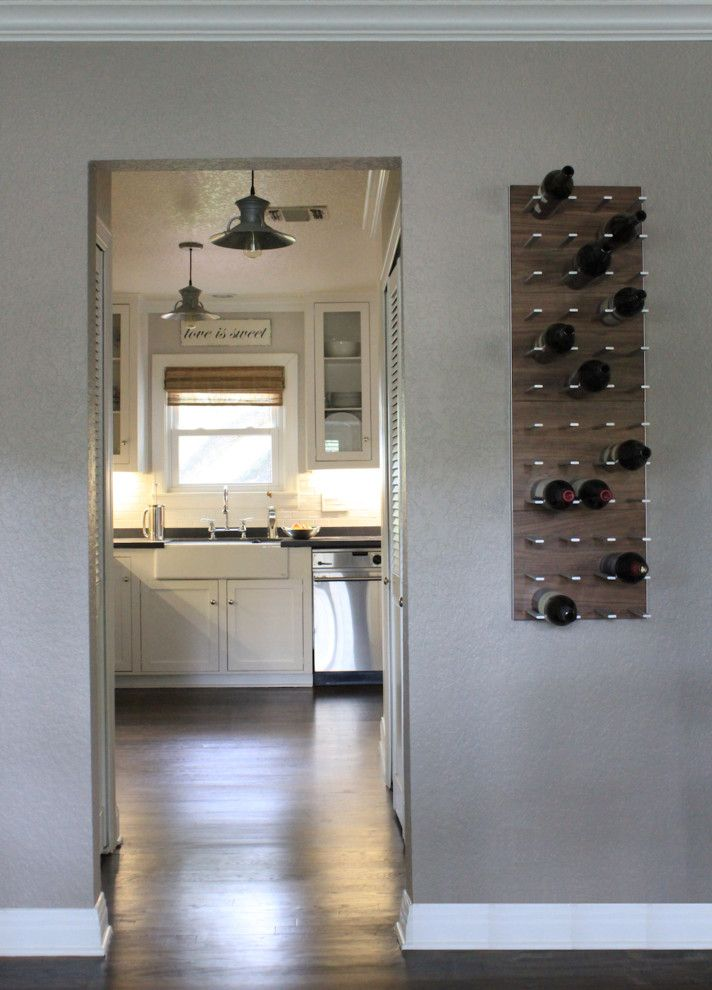 Rta Chicago for a Farmhouse Wine Cellar with a Panels and Wine Racks Stact Around the World by Stact Wine Displays Inc.