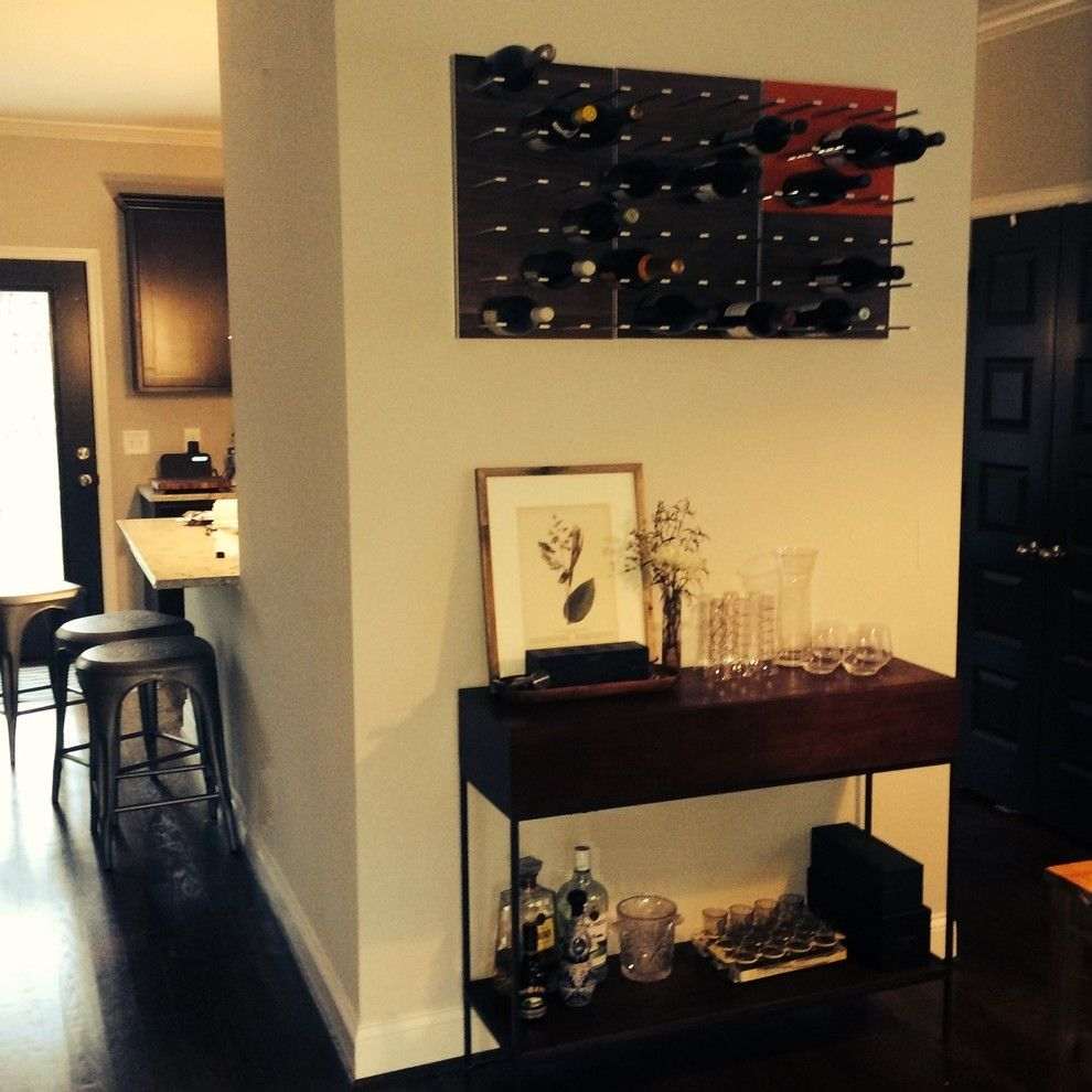 Rta Chicago for a Modern Wine Cellar with a California and Wine Racks Stact Around the World by Stact Wine Displays Inc.