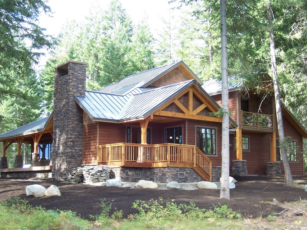 Rush Creek Golf Course for a Eclectic Spaces with a Kittitas County and Suncadia Golf Course Vacation Home by Sc Design
