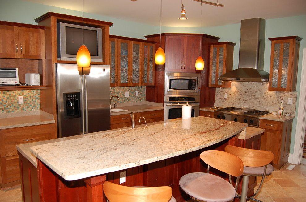 Ryan Homes Richmond Va for a Contemporary Kitchen with a Contemporary and Kitchen by Napier Signature Homes by Napier Signature Homes & Renovations