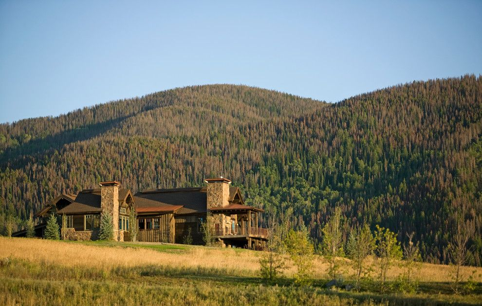 Ryland Homes Denver for a Traditional Exterior with a Amaron Folkestad Steamboat Springs Build and Catamount Ranch by Amaron Folkestad Gc Steamboats Builder