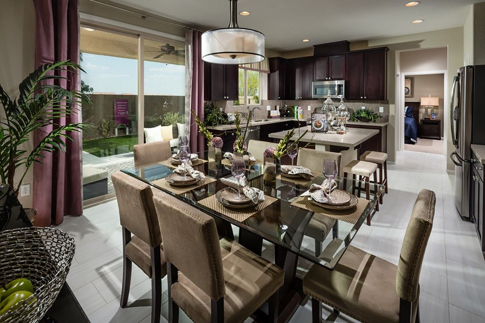 Ryland Homes Las Vegas for a Contemporary Kitchen with a Kitchen and Pardee Homes Las Vegas   Summerglen by Pardee Homes
