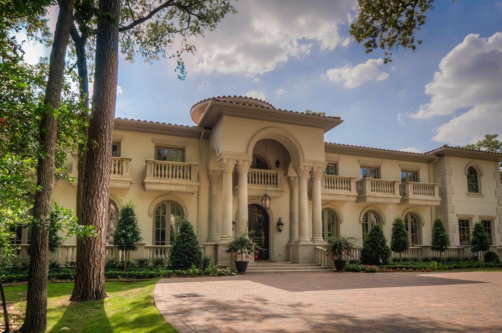 Saddlebrook Estates for a Mediterranean Exterior with a Mediterranean and Saddlebrook Estate Exterior by Patrick Berrios Designs