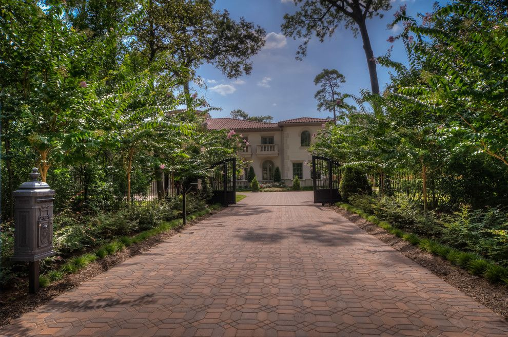Saddlebrook Estates for a Mediterranean Landscape with a Mediterranean and Saddlebrook Estate by Patrick Berrios Designs